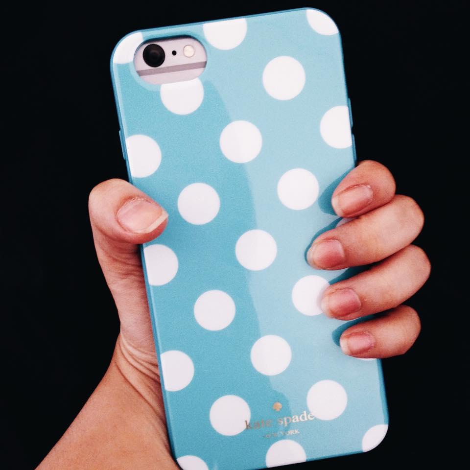 Katespade iphone6plus | iphone6plus 手帳型カバー